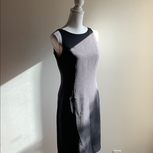 Club Monaco Collection Classic Black Dress